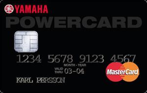 Yamaha Powerard