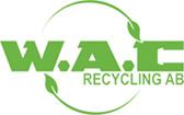 WAC recycling hemsidan 2